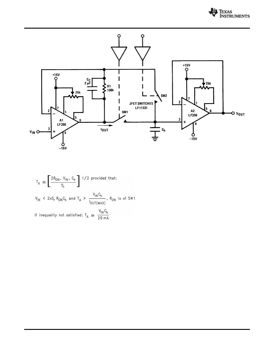 lf356 datasheet wiring diagrams