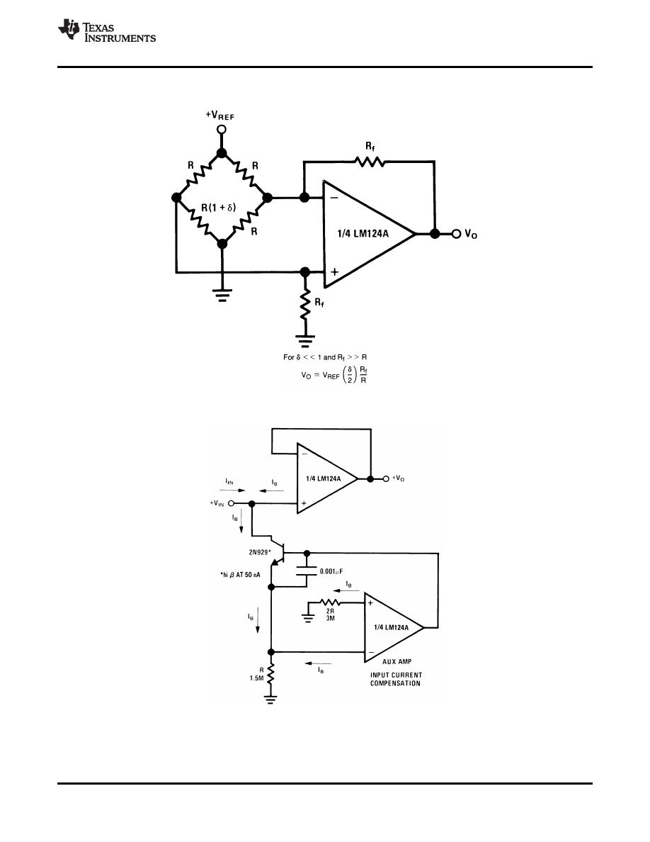 caracteristicas tecnicas de lm124