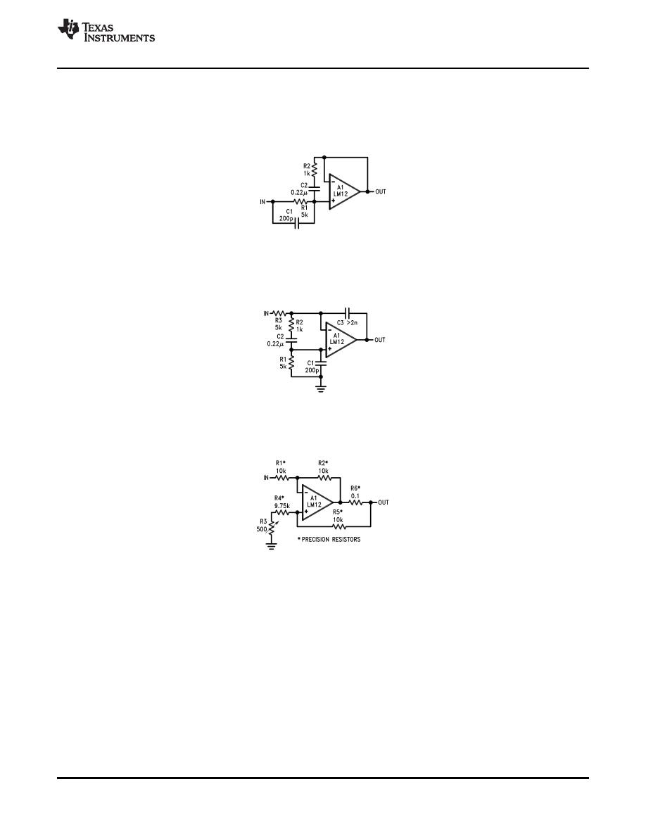 caracteristicas tecnicas de lm12clk