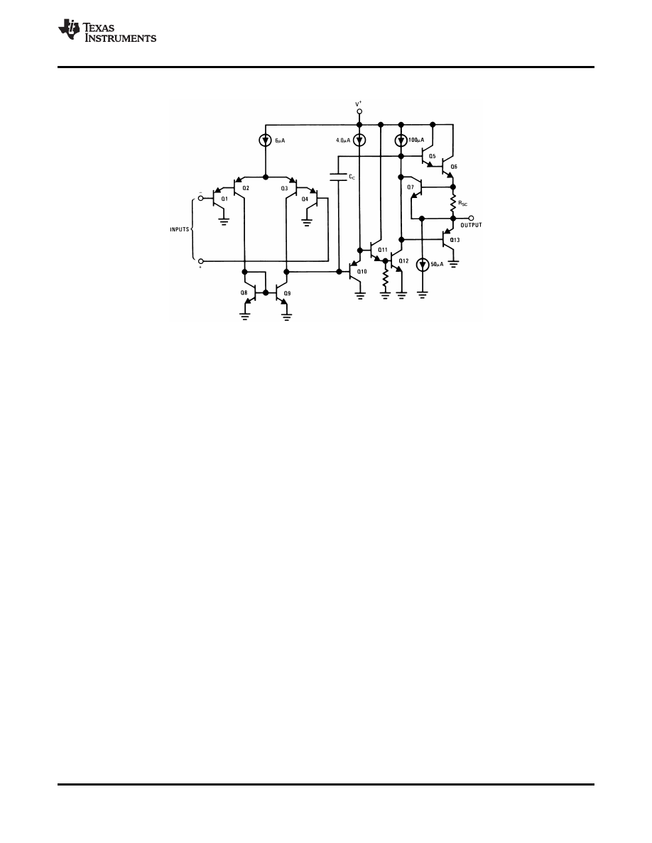 Caracteristicas Tecnicas De Lm258 Datasheet Lm358n Lowpower Dual Opamp With Low Input Bias Current Background Image