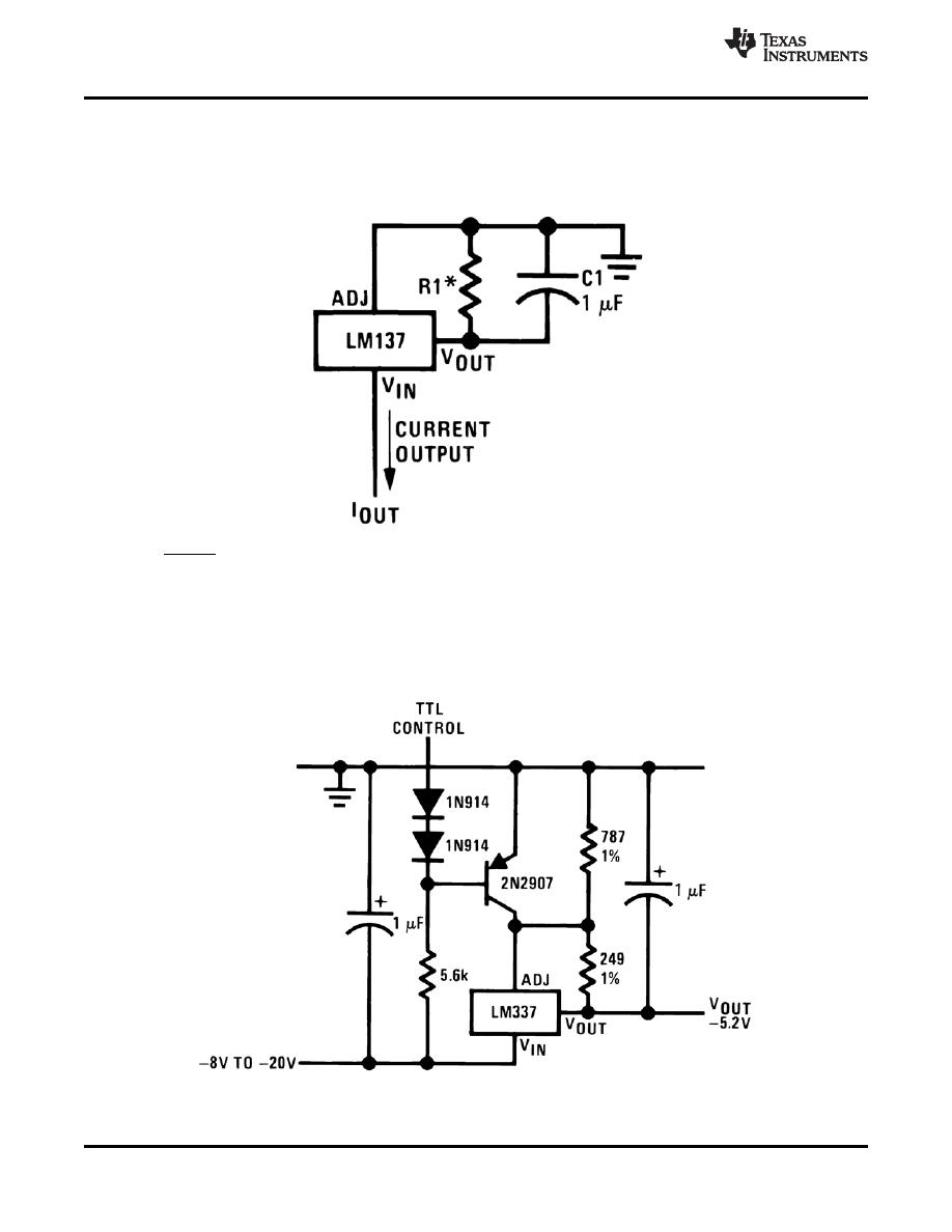 caracteristicas tecnicas de lm337