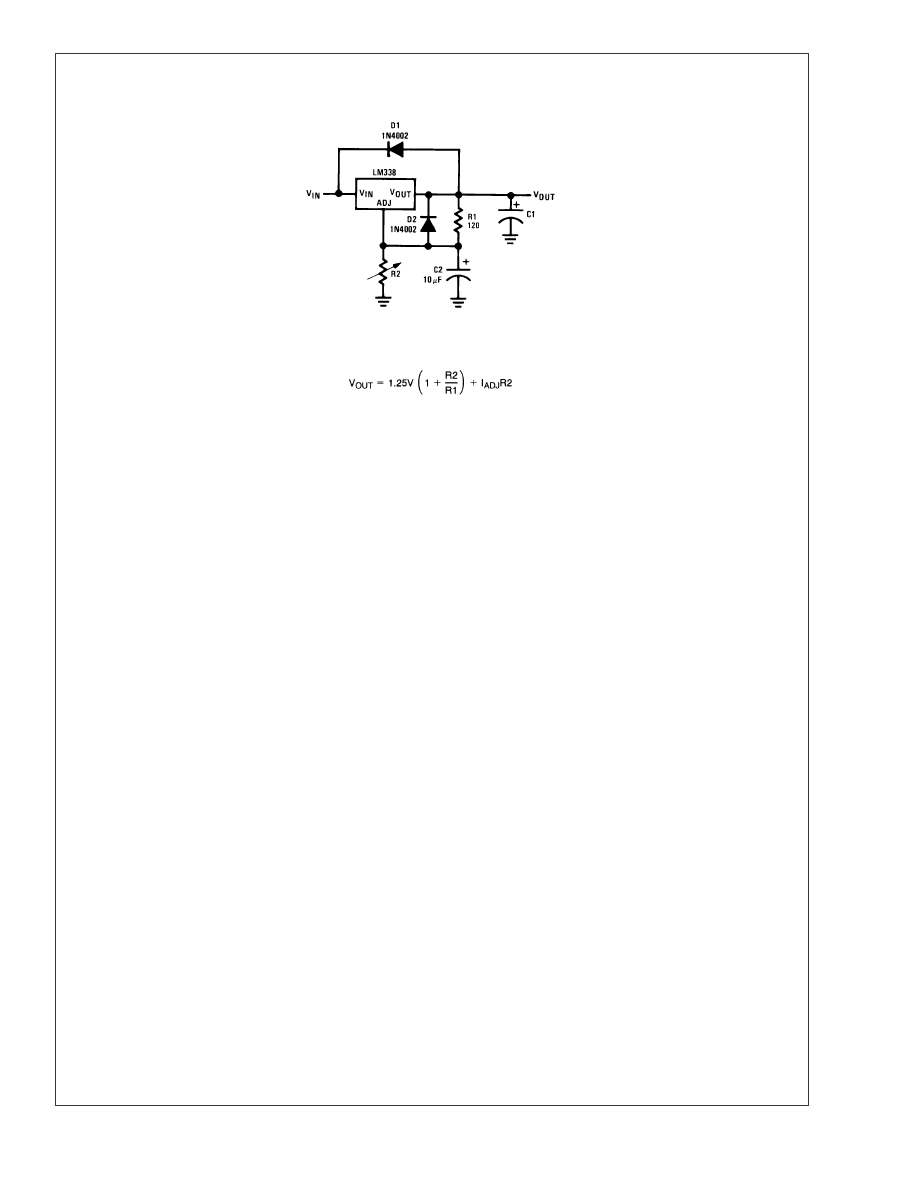 Caracteristicas Tecnicas De Lm338 Datasheet Adjustable Power Supply 12 30v 5a Using Background Image