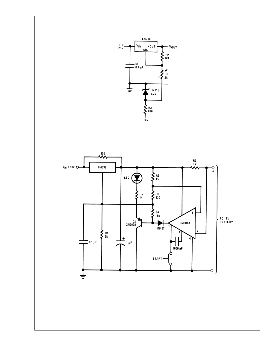 caracteristicas tecnicas de lm338
