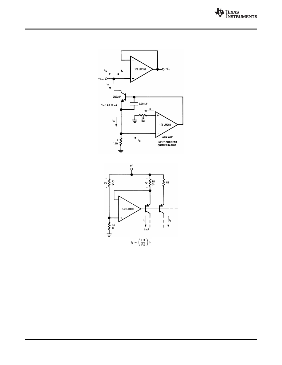 Caracteristicas Tecnicas De Lm358 Datasheet Noninverting Amplifier Lm358n Page 2 Background Image