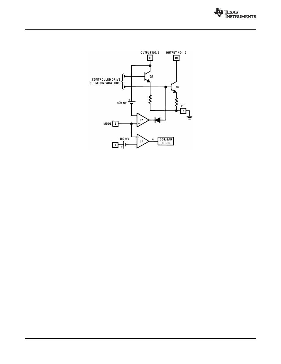 caracteristicas tecnicas de lm3914