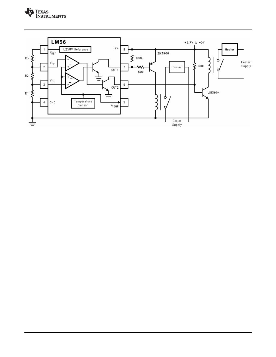 caracteristicas tecnicas de lm56