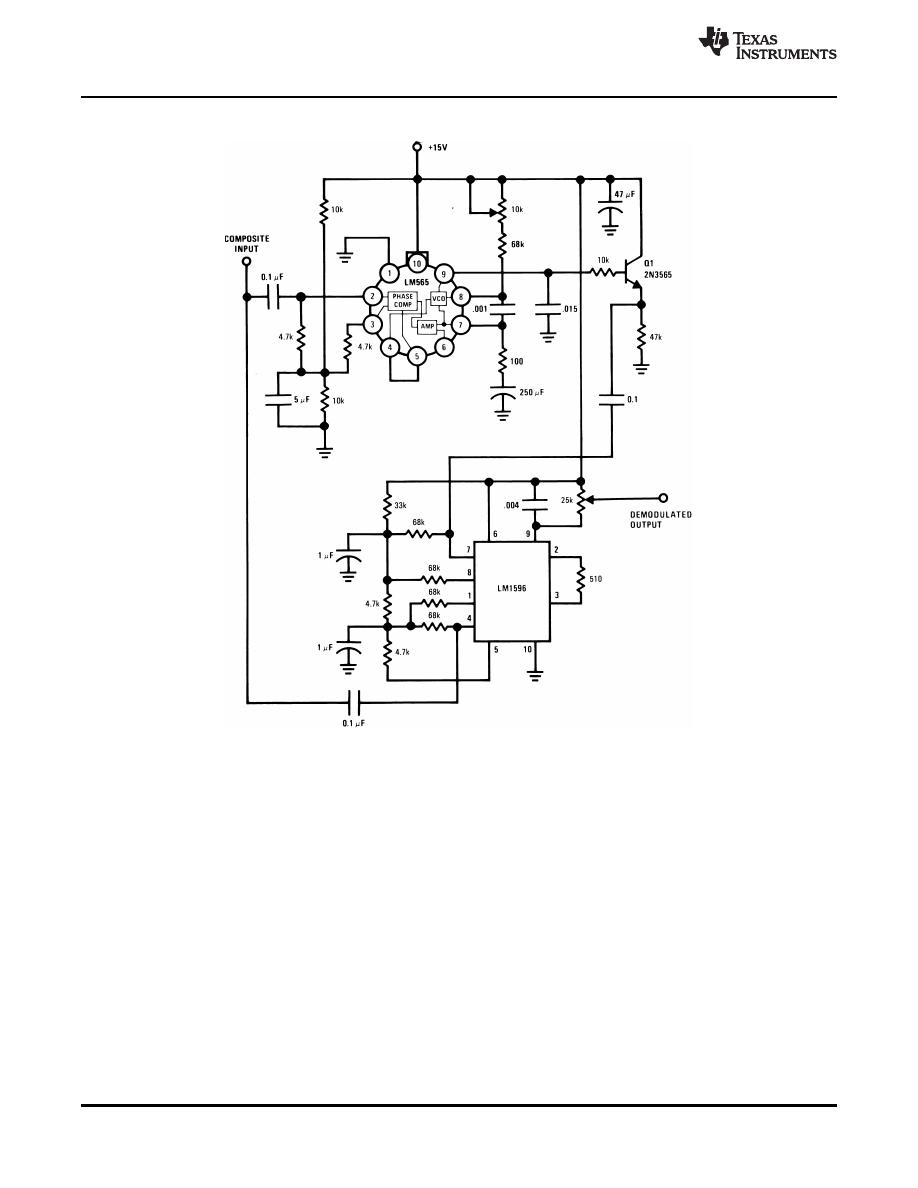 caracteristicas tecnicas de lm565c