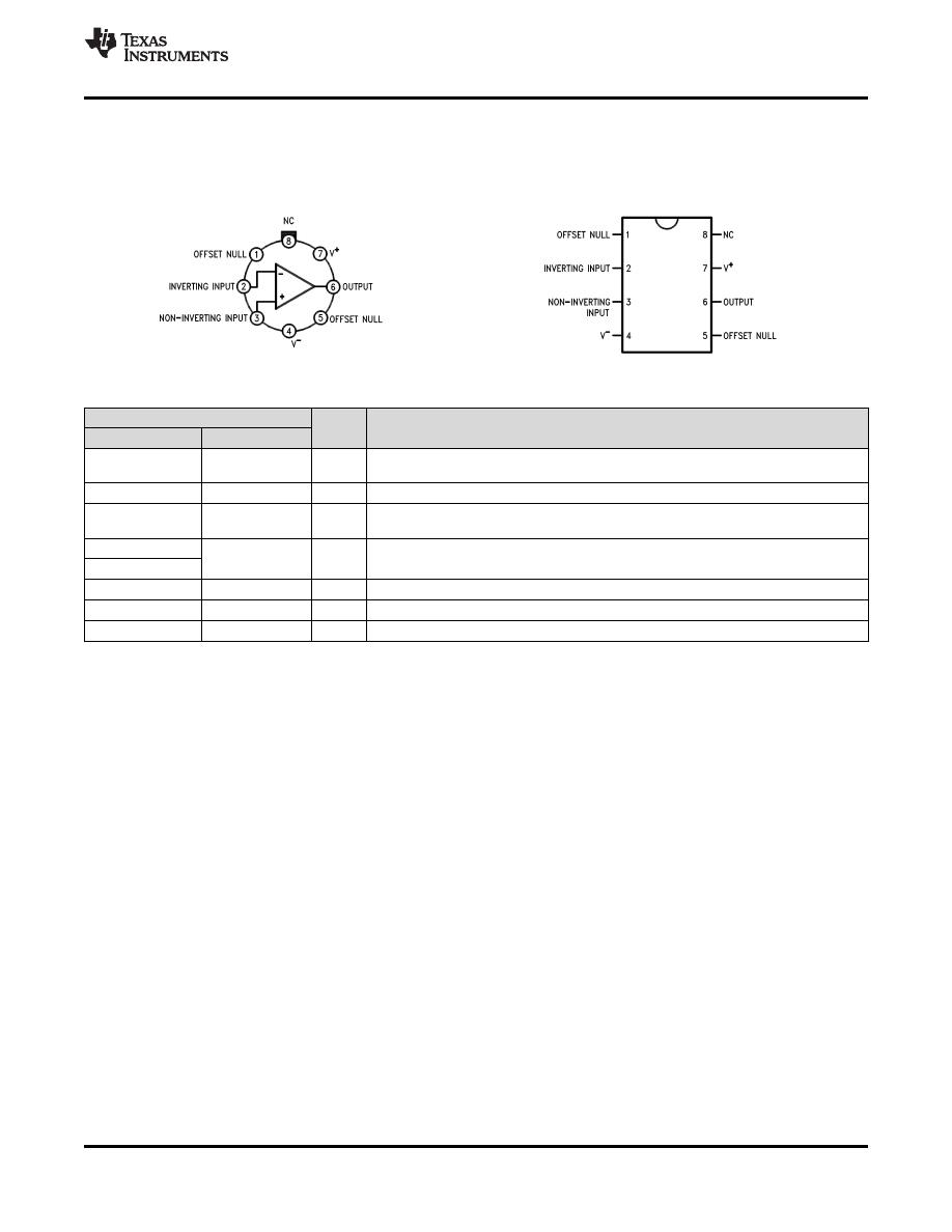Caracteristicas Tecnicas De Lm741 Datasheet Non Inverting Amplifier Circuit Diagram Background Image