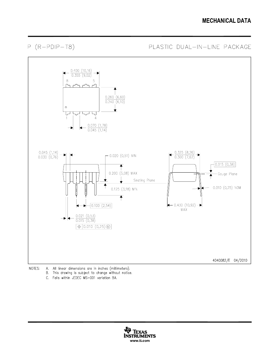 Caracteristicas Tecnicas De Lm741 Datasheet Negative To Positive Voltage Supply With Background Image