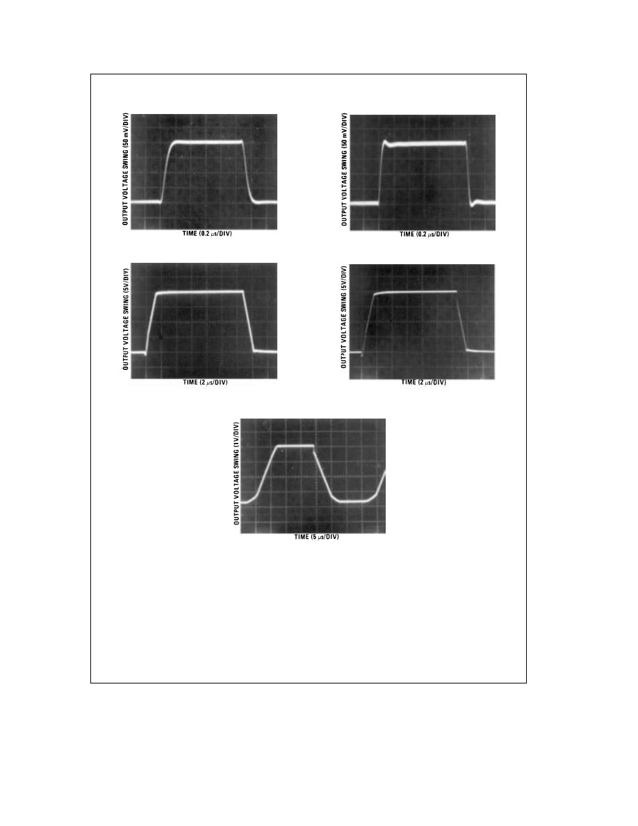 Caracteristicas tecnicas de TL081 - Datasheet