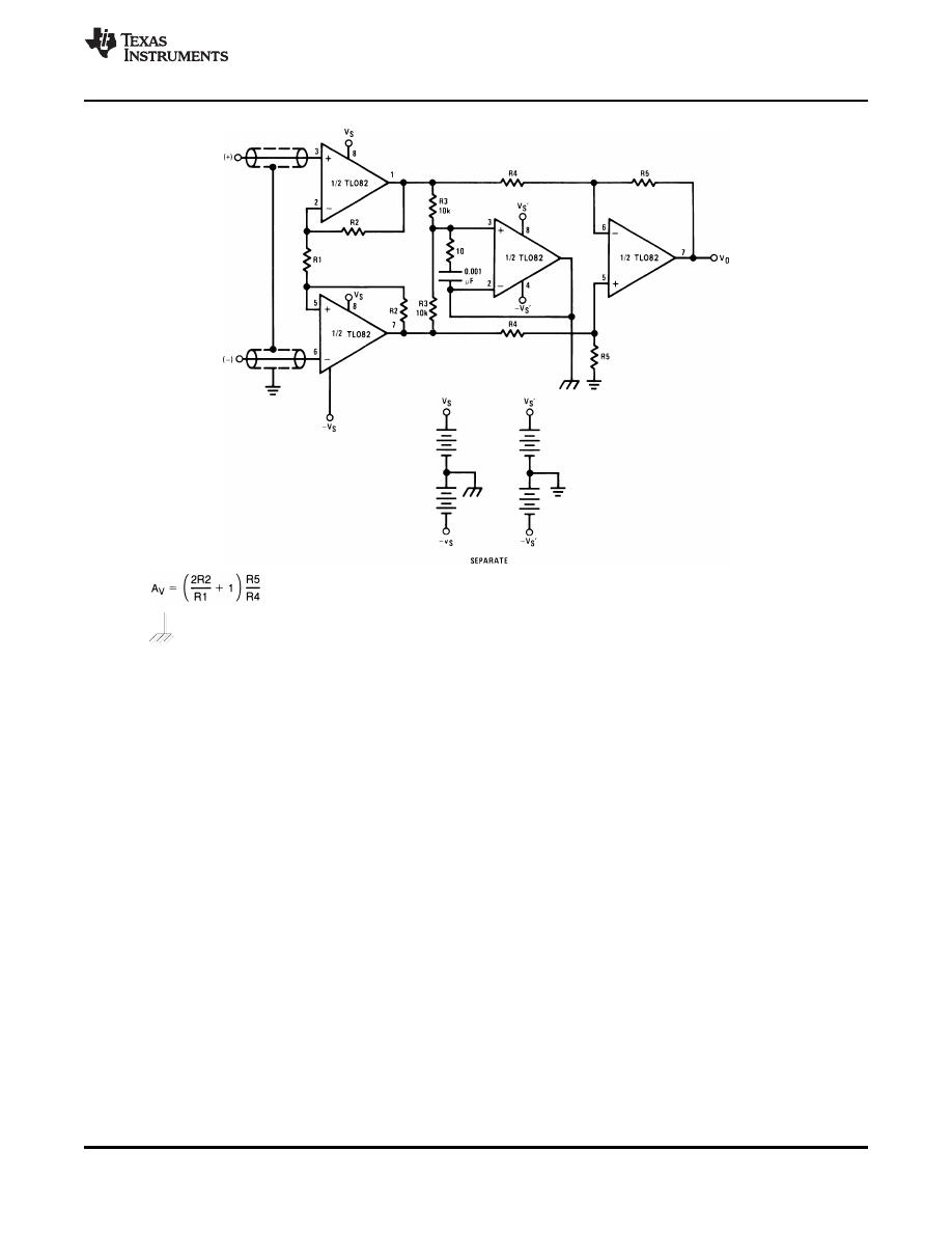 caracteristicas tecnicas de tl082